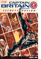 Slide - Captain Britain: The Secret Invasion