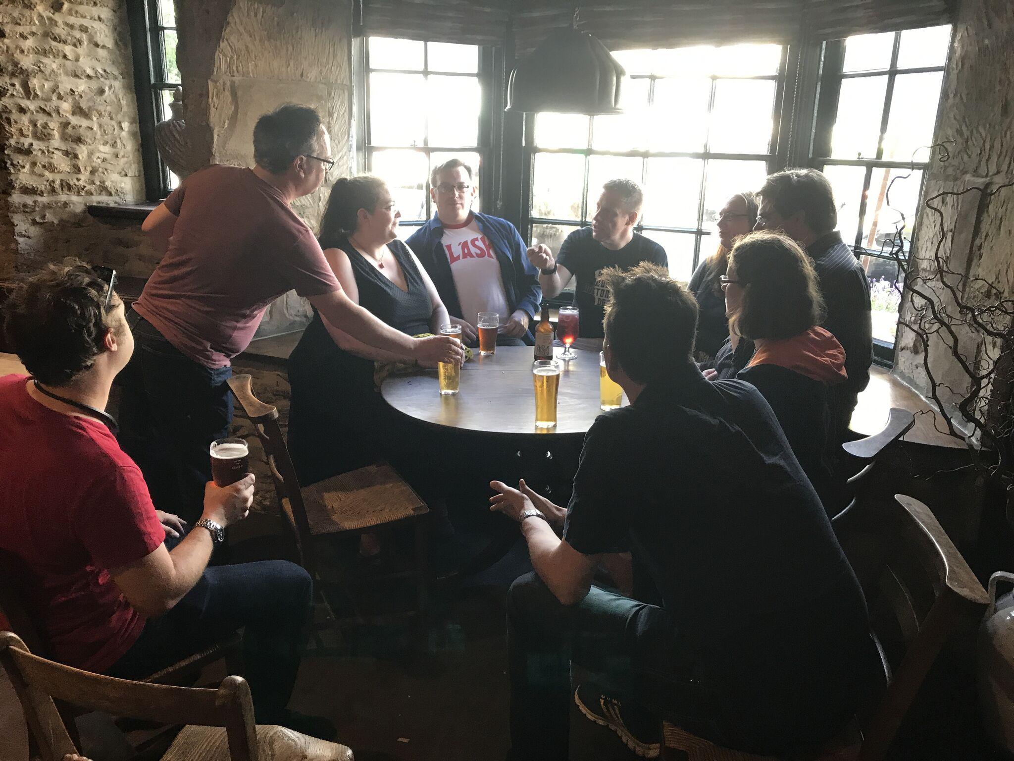 50th Pub