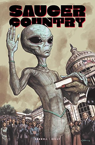 Saucer Country cover