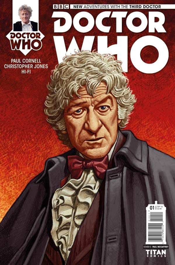 Third Doctor 1 Variant A
