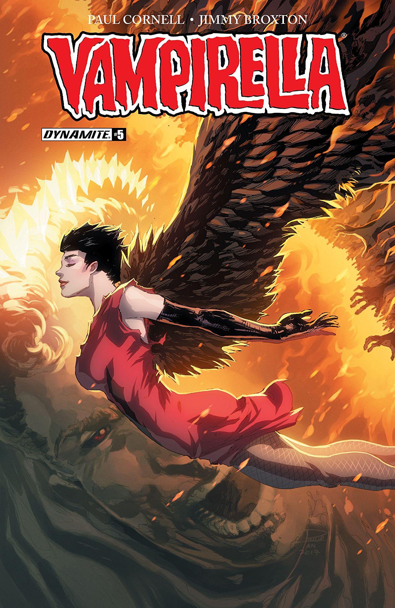 Vampirella 5 cover