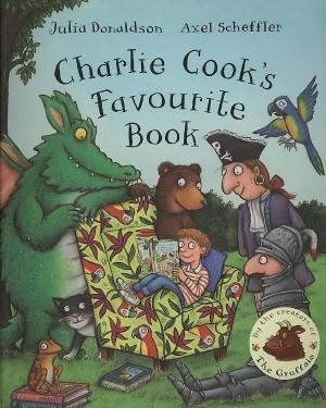 Charlie Cook.