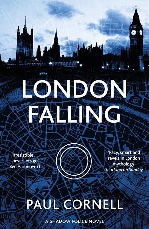 London Falling, UK ebook